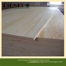 E1 E2 Glue Furniture Grade Pine Plywood with Low Price